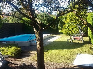 Logement avec piscine sans vis a vis - Jarny vacation rentals
