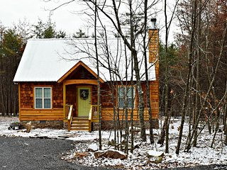 NEW, Romantic Cottage in the Woods on 2 acres, Secluded yet only 1 mi from Town! - Mentone vacation rentals