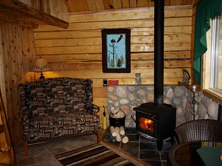 Beautiful Cabin with Deck and Housekeeping Included - Tok vacation rentals