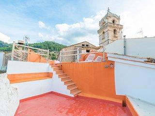 ES CAMPANAR DE BUNYOLA - charming town house for 4 people - Bunyola vacation rentals