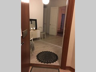 Beautiful big flat in city center, free parking. - Orebro vacation rentals