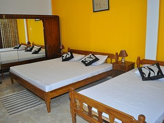 Dil Lanka Safari Resort-matrimoniale 2 + letto singolo - Udawalawa vacation rentals