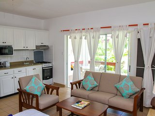 Dickenson Bay. Newly Renovated Villa! On Beach! - Saint Mary vacation rentals