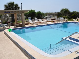 Updated oceanfront condo with amazing views - Jacksonville Beach vacation rentals