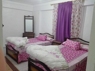 3 bed room apartment, modern and fully-furnished in Alexandria - El-Agamy vacation rentals