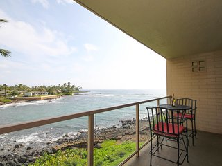 Kuhio Shores 303 Gorgeous Ocean front 1bd with Sunrise Views - Poipu vacation rentals