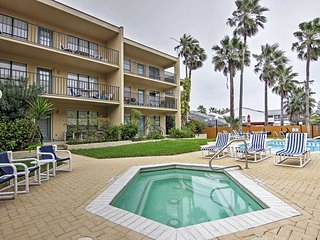NEW! 2BR South Padre Island Condo w/Ocean Views! - Kachin State vacation rentals
