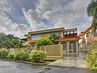 NEW! Comfy 2BR Vega Baja Home - Walk to Beach! - Vega Baja vacation rentals