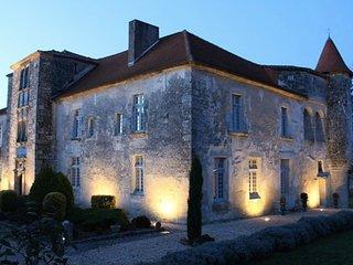 Château XVIéme entre Périgord, Cognac et Bordeaux - Villebois-Lavalette vacation rentals