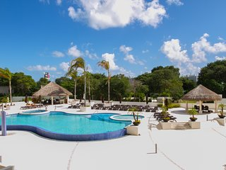 Cancun's New Luxury Two Bedroom - Poolside for Work & Play - TC202 - Cancun vacation rentals