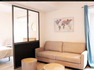 Magnifique appartement centre ville Wifi / TV / Parking - Saint-Remy-de-Provence vacation rentals