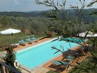 Spacious Villa with A/C and Wireless Internet - Romola vacation rentals