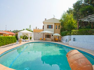 Villa Bozis with private pool - Fourka vacation rentals