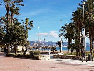 Bright Condo with Internet Access and A/C - Malaga vacation rentals