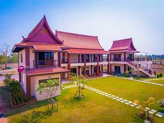 Nakara Villa: Peace, tranquility, fully catered - Udon Thani vacation rentals