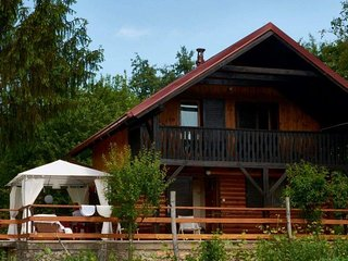 Wooden chalet by the river Kupa - Bosiljevo vacation rentals