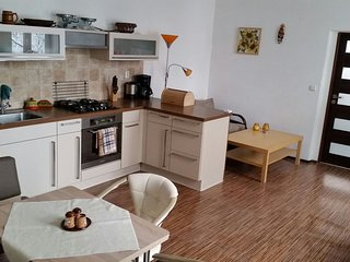 Cozy home whit a nice view and garden. - Brno vacation rentals