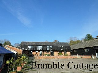 Bramble Cottage - The Old Barns - Stockbridge vacation rentals
