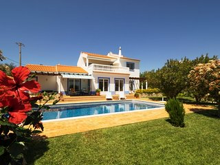 Exclusive holiday Villa, sea view, heated Pool - Lagos vacation rentals