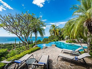 6 bd with views, infinity pool and natural mosquito control system - Tamarindo vacation rentals