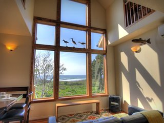 Craftsman Ocean View Home in Yachats! FREE NIGHT! - Yachats vacation rentals