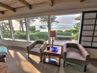 Ocean Front with Sandy Beach! Free Night! - Seal Rock vacation rentals