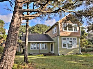 Modern Home just a Stones Throw to a Sandy Beach! Free NIght! - Yachats vacation rentals