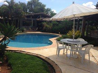 Sitio lindo e aconchegante com área de lazer maravilhosa próximo a Caraguatatuba - Paraibuna vacation rentals