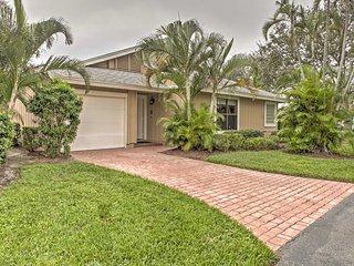 NEW! 2BR Jensen Beach House-Half Mile From Ocean! - Jensen Beach vacation rentals