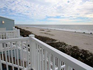 OCEAN FRONT 4 BR 3 BA Condo - Ocean Isle Beach vacation rentals