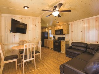Cottage on RV Resort in the Great Smoky Mountains - Sylva vacation rentals