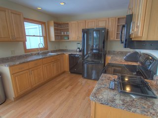 Brand new, spacious multi-level Stowe condo - Stowe vacation rentals