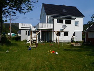 House in a 300 people village, quiet and safe and wonderful nature all around - Andenes vacation rentals