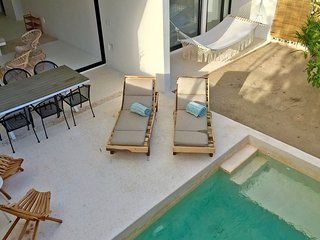Charming Tulum vacation Condo with Private Outdoor Pool - Tulum vacation rentals