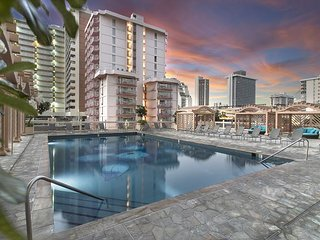 Island Colony #1018-Ideal for Students *15% off with Valid School ID - Honolulu vacation rentals