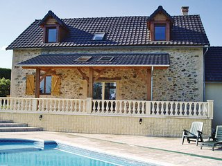 4 bedroom Villa in Saint Mesmin, Dordogne, France : ref 2279302 - Savignac Ledrier vacation rentals
