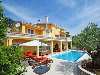 2 bedroom Villa in Opatija Bregi, Kvarner, Croatia : ref 2286832 - Volosko vacation rentals