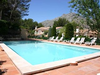 4 bedroom Villa in Cala San Vicente, Mallorca : ref 4055 - Cala San Vincente vacation rentals