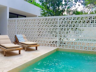 Charming 2 bedroom Tulum Apartment with Balcony - Tulum vacation rentals