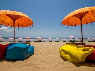 *** Beach Front Seminyak, 2,5 BR *** - Seminyak vacation rentals