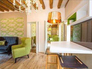 Grand appartement luxueux - 7 personnes, château de Cheverny - Cheverny vacation rentals