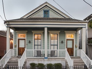 Double Home in Heart of Lower Garden District! - New Orleans vacation rentals