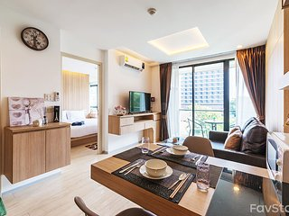 The Chezz Central Condo By Favstay l 1 Bedroom - Garden View - Pattaya vacation rentals