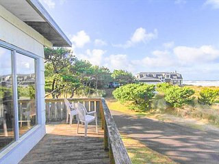Charming Oceanview Home, Beach Access Across the Street & Located  in Village - Neskowin vacation rentals