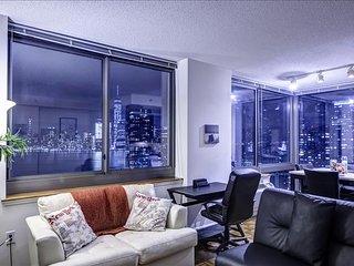 New York Area Modern 2 Bedroom Suite - Jersey City vacation rentals