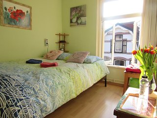 Private nice room in center Alkmaar, close to bus and train station - Alkmaar vacation rentals
