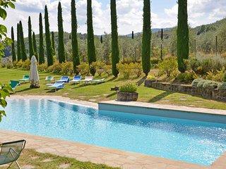 Beautiful 4 bedroom House in Figline Valdarno - Figline Valdarno vacation rentals