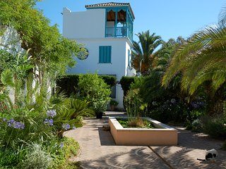 Romantic Moorish tower house set in exotic garden with stunning swimming pool - Gaucin vacation rentals