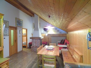 Chalet Vulcano Canazei Perfect Location - Canazei vacation rentals