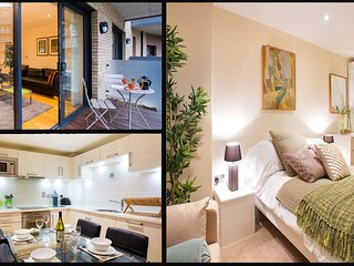 Central London Luxury Apartment (Sleeps 6) - London vacation rentals